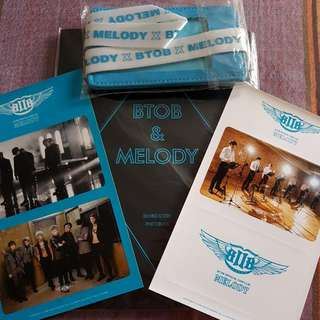 BTOB 1st Official Fanclub Goods