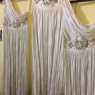 BEBE Long Gown