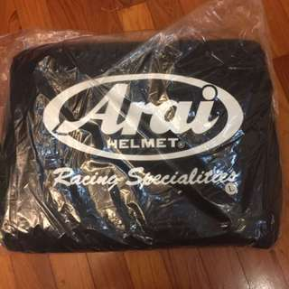 Brand New Arai Motorcycle Raincoat