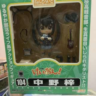 K-ON Nendoroid Azusa Nakano 中野梓