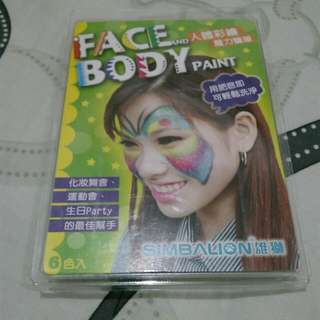 Face Body Paint
