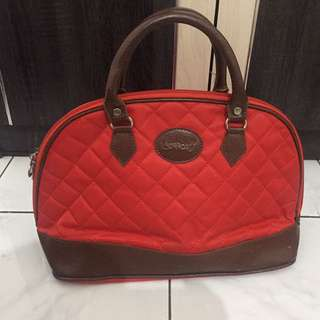 Loly Poly Red Handbag