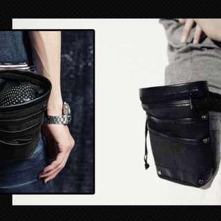 男裝 腰包 袋 錢包