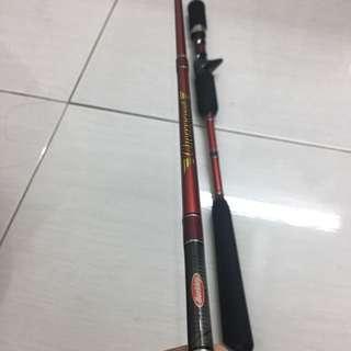 Berkley Cherrywood BC Jigging Rod