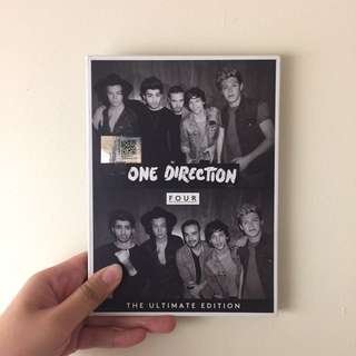 "One Direction ""Four"" Album"