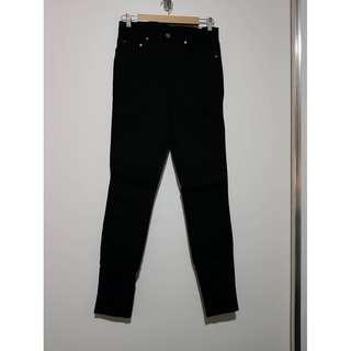 Nobody Black Jeans
