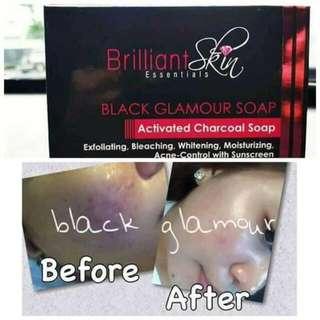 Brilliant Black Glamour Soup😍