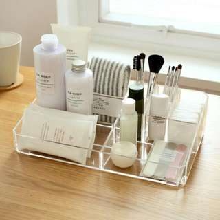化妝品收納盒(有瑕疵)