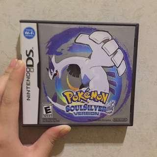 Pokemon Soulsilver Video Game