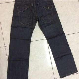 TOPMAN STRAIGHT CUT Jeans