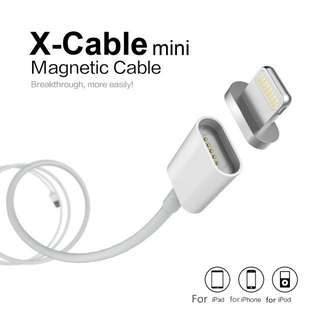 Magnetic Lightning/microusb Cable