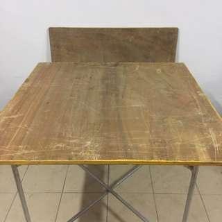 Rent/Sewa  3FT  x 3 FT Table/Meja Square