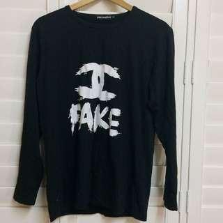 Fake Chanel Long Sleeve
