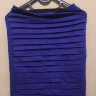 Blue Skirt Modern-All Size
