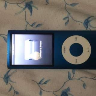 Ipod blue 8GB 1500 Only!!!! Rush