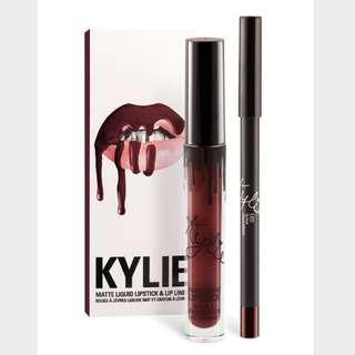 INSTOCK Kylie Lip Kit Leo