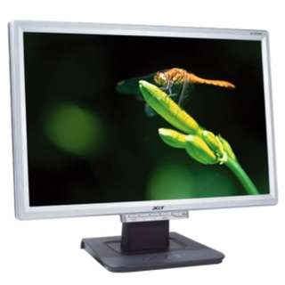 """Acer 19"""" LCD Monitor"""
