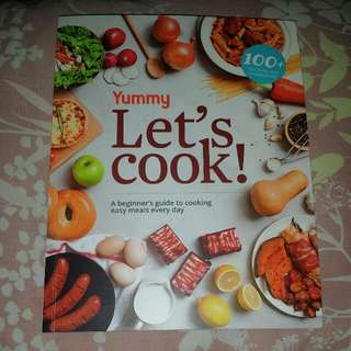 Cookbook: Yummy Let's Cook