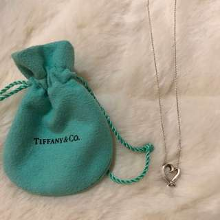 Tiffany & Co Paloma Picasso Loving Heart Pendant