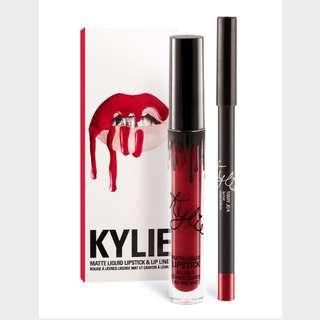 Kylie Lip Kit Mary Jo K