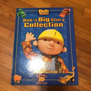 Bob the Builder Big Story Book