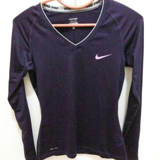 (正)Nike 長t