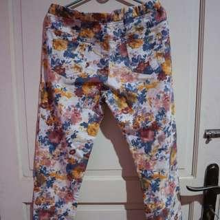 Flower Pants, Details