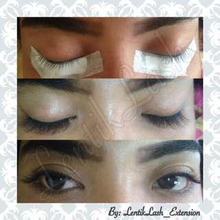 RUSSIAN 6D Eyelash Extension