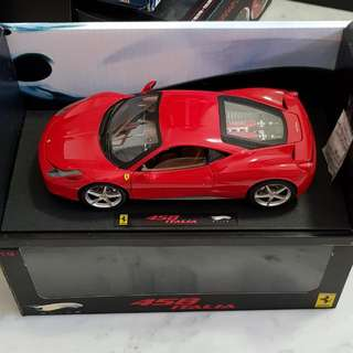 1/18 Hot Wheels Elite Ferraris (Rare Models)