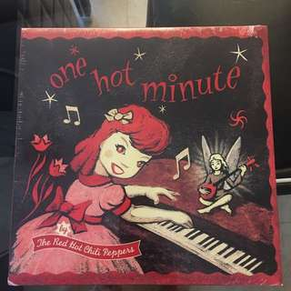 Red Hot Chili Peppers - One Hot Minute . Vinyl Lp. New