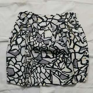 Abstrac Skirt
