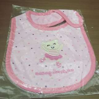 Baby Bib For Girls