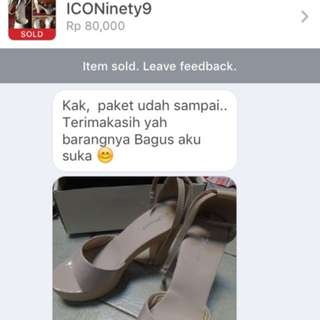 Testi from Nice Buyer