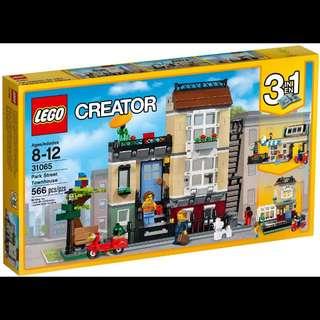 31065 Lego Creator Park Street Townhouse