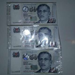 Wts 50 Old Note