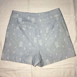 Zara High-Waisted Shorts