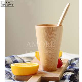Wooden Cup Wooden Kitchenware