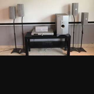Sharp Home theatre System