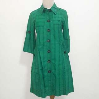 Preloved Green Dress