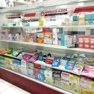 Counter Shelf