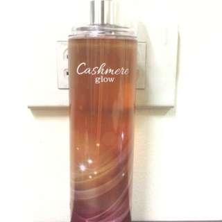 Cashmere Glow Bath and Body Works fragrance mist