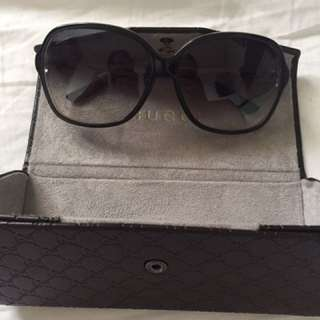Authentic Women's Gucci Sunglasses