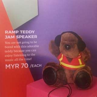 Ramp Teddy Jam Speaker