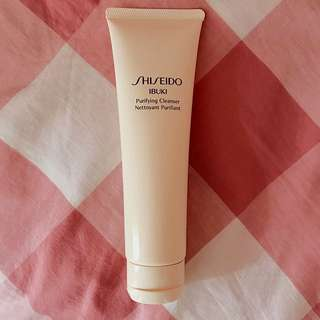 Shiseido Ibuki Purifying Cleanser (new)