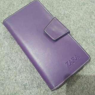 Dompet Zara Purple