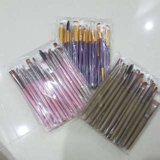 Promotion!! 20 Pcs Makeup Brush Set 1 Set $15 Only