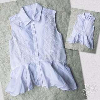 Cotton Lace Top