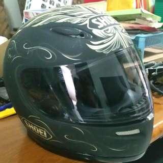 Price Lowered, Shoei Z5 FULL FACED Helmet