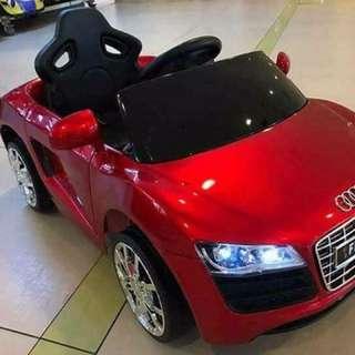 Kiddie Luxury Car
