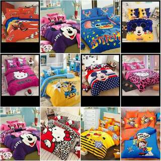Us Cotton 4 In 1 Bedsheet